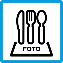Placemat met foto