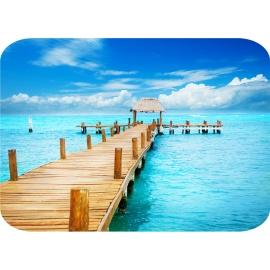 Badmat - Paradijs pier