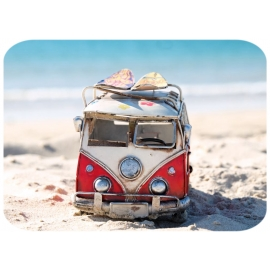 Badmat - Bus on Beach