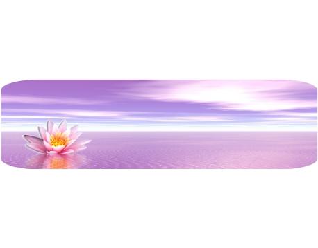 Yogamat 180x50 cm. - Lotus