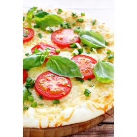 Afdruipmat 49x39 cm. - Pizza